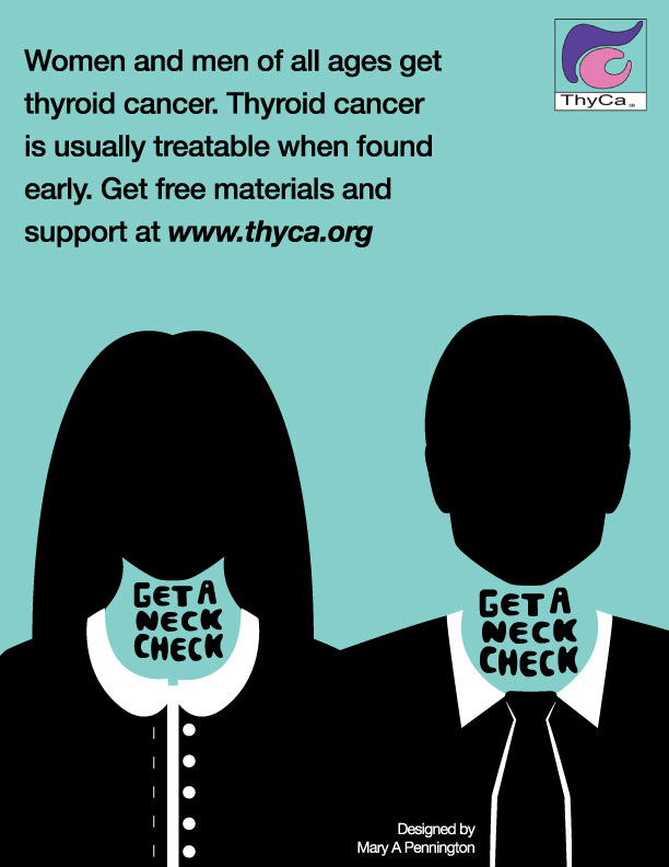 Graphics For Facebook And Awareness Messages Thyca Thyroid